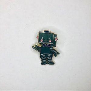 Gentlemen robot